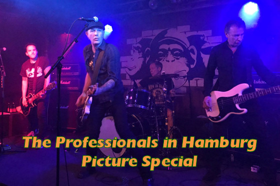 The Professionals in Hamburg